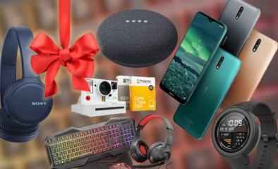 De tien beste gadgets als cadeautje, voor minder dan 120 euro