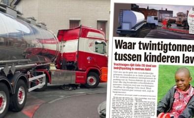 """Na dodelijk ongeval: hoe houden we vrachtverkeer uit de binnenstad? """"Opletten dat we niet één truck vervangen door vijftien bestelwagens"""""""