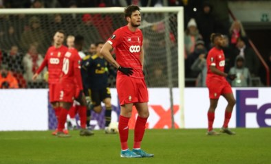 Standard geeft dubbele voorsprong tegen Arsenal uit handen en strandt op één goal van mirakel