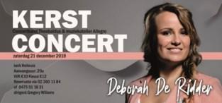 Concertband Theobaldus speelt concert met Deborah De Ridder