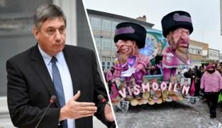 """Jan Jambon respecteert beslissing van Aalst om afstand te doen van Unesco-erkenning, maar """"dit had anders gekund"""""""