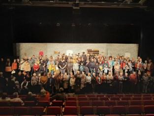 Publiek mee op de scène tegen besparingen in cultuursector
