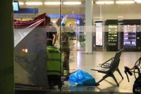 Buschauffeur De Lijn vindt bewusteloze man in station en reanimeert hem