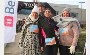 Al 280 warme mensen lopen of wandelen SportYves tegen kanker. Nu u nog !