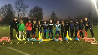 EindejaarsVTT schenkt €500 aan  jeugdwerking Jong Zulte