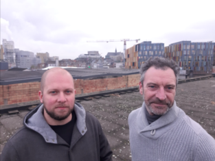 Mattis Van Schuylenbergh en Danny Cobbaut exposeren nieuw werk bij Netwerk