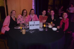 FOTO. Vrouwen genieten van Mystery Ladies Night