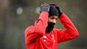 Michel Preud'homme rekent op Emond, Carcela en Mpoku voor doelpunten tegen Arsenal