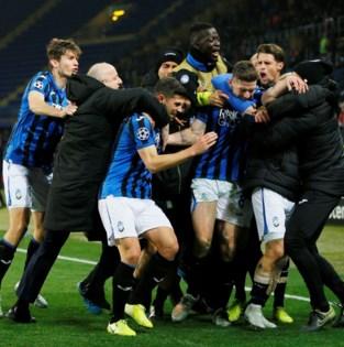 Atalanta, het lelijke eendje in 1/8e finales van Champions League