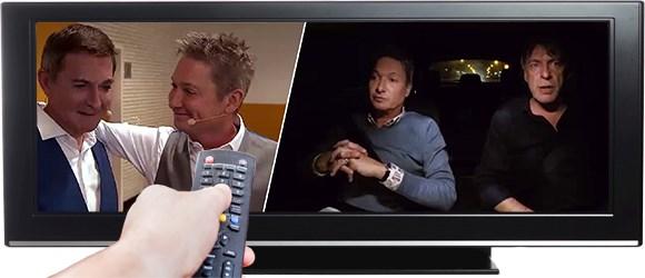Alloo bij Bart Kaëll, Leonardo DiCaprio zint op wraak en vliegtuig met eigen wil