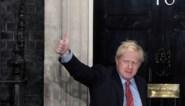 """Johnson wint overtuigend bij de Britten: de Brexit komt er, """"en dat gaat hoe dan ook onze economie raken"""""""