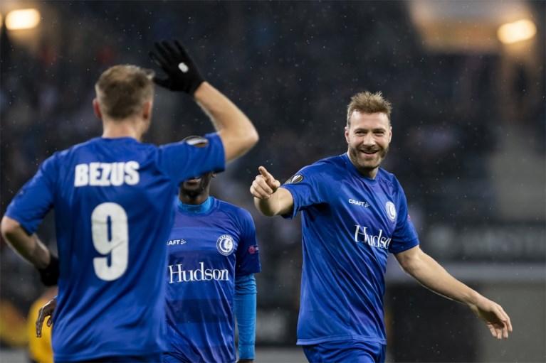 """AA Gent wil het positieve onthouden na wisselvallige match en """"historische campagne"""", Oleksandriya berust in nederlaag"""