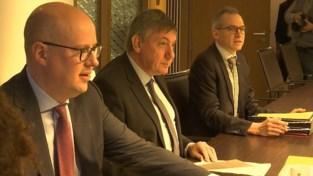 VIDEO. Vlaamse regering vergadert in Hasselt