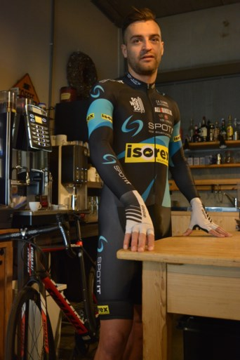 "Wietse Bosmans in Overijse met nieuwe trui van SpotIT-Isorex: ""Vanaf nu vaker in België"""