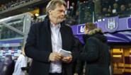 """Anderlecht-coach Frank Vercauteren staat 100 procent achter open brief: """"Minder druk? De situatie blijft hetzelfde"""""""
