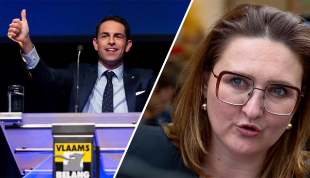 Vlaams Belang is grote winnaar in nieuwe peiling, liberalen verliezen fors