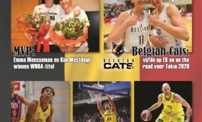 Jubileumnummer 40ste editie Basketbal Jaarboek vers van de pers