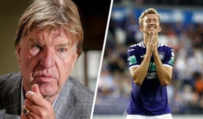 """Aad de Mos spaart de kritiek op het huidige Anderlecht niet: """"Coucke had mij moeten bellen"""""""