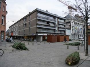 Stad heeft plannen met site oud stadhuis (maar of daar nog plek is voor bibliotheek?)