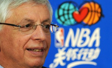 Voormalig NBA-topman David Stern geveld door hersenbloeding