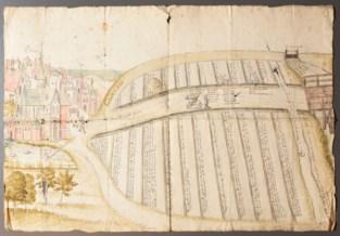 Unieke historische kaart van Deinze komt thuis