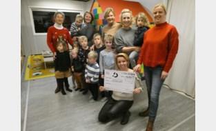 Pannenkoeken van Brieltuin brengen €1856 op voor 'Saying Goodbye'