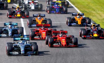 Met deze acht races begint het F1-seizoen 2020 ...