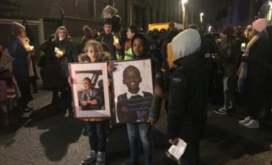 VIDEO. Honderden vriendjes, leerkrachten en familieleden herdenken Celio (11)