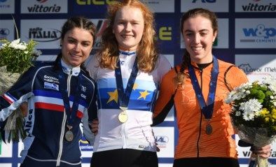 Meisjes krijgen in Hotondcross eigen race in Helen 100 Trophy