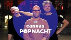 Canvas komt met 'De Canvas popnacht'