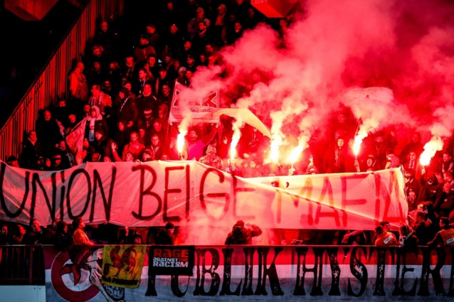 70.000 euro boete (plus Europese uitmatch zonder supporters met uitstel) voor Standard