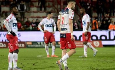 Kortrijk domineert volledige match, maar bijt in het zand: Moeskroen geeft lesje in efficiëntie