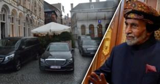 Hij zette Leuven een paar dagen op stelten, maar sultan van Oman is alweer vertrokken uit studentenstad