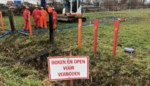 Lek in gasleiding eindelijk gevonden: herstelling volgende week afgerond