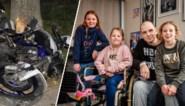 """Mike en zijn dochtertje overleefden motorcrash, maar hij zal nooit meer de oude zijn: """"Blij dat papa thuis is, al is het maar voor even"""""""