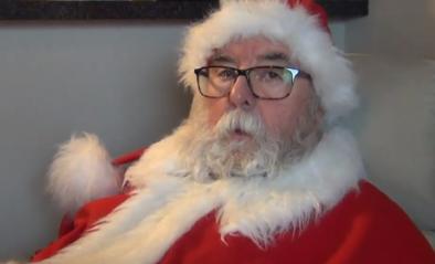 VIDEO. Op bezoek bij de kerstman van Sint-Gillis-Waas