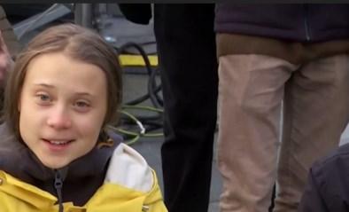 """Greta Thunberg: """"Ik heb nood aan vakantie"""""""