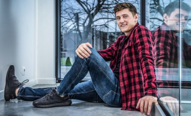 """Spaanse Limburger Alessio Castro-Montes ontbolster in Gent: """"Ik kan mijn zuiderse roots niet wegsteken"""""""