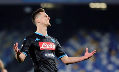 Napoli slikt late nederlaag in debuutmatch Gennaro Gattuso en lijdt achtste puntenverlies op rij