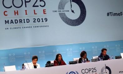 Nog geen overeenkomst in Madrid, VN-klimaatconferentie: Chili kondigt nieuwe tekst aan