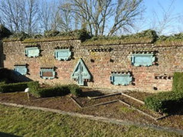 Grafteken Lasserre in Beersel is voorlopig beschermd