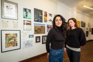 """KOP vzw houdt kunstveiling """"in barre subsidietijden"""""""