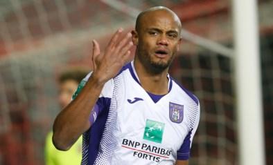 Anderlecht maakt selectie bekend voor topper tegen Standard: geen Vincent Kompany, wel Nacer Chadli
