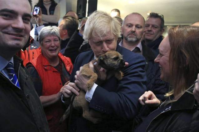 "Boris Johnson: ""Brits parlement stemt voor Kerstmis de brexit-deal"""