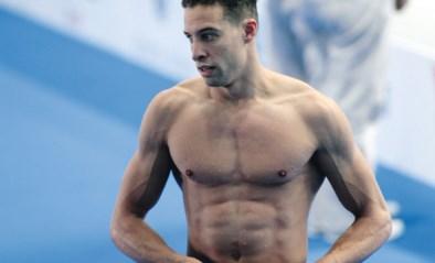 Pieter Timmers wint 50m vrije slag Swim Cup Lausanne