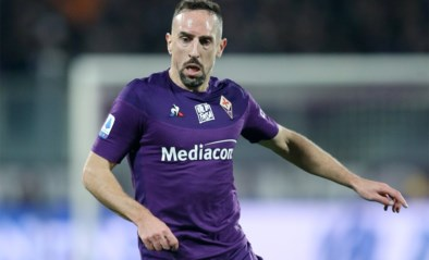 Franck Ribéry tien weken out na enkeloperatie