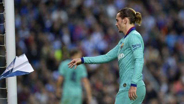 Barcelona kan niet winnen tegen Real Sociedad, Adnan Januzaj mag een halfuur meespelen