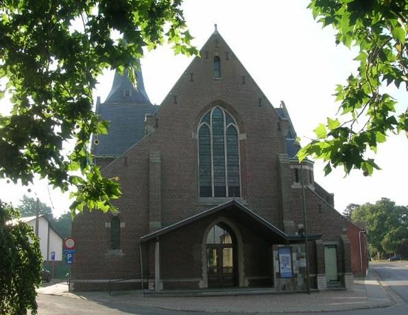 Onderzoek naar stabiliteit kerktoren Glabbeek