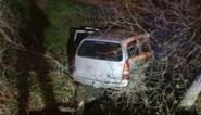 Achtervolging van voertuig met gestolen nummerplaten eindigt in struikgewas