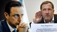 Toch nog hoop voor paars-geel? Informateurs brachten De Wever en Magnette zaterdag opnieuw rond de tafel
